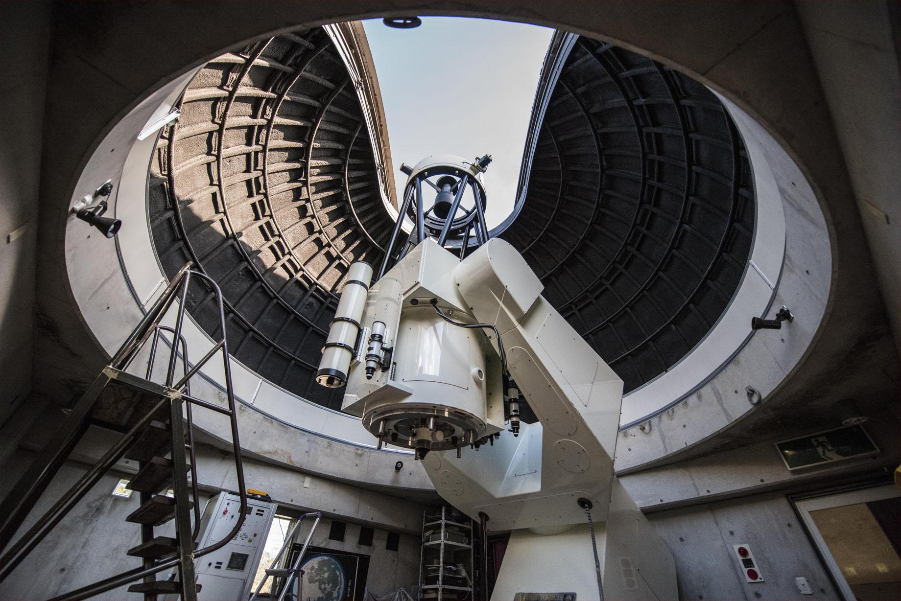 口径82cm望遠鏡1