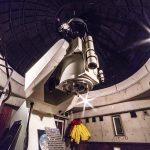 天文台82cm望遠鏡の工事について