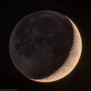 こんなに月が綺麗なんですから